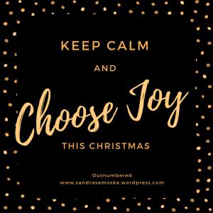 choose joy this christmas